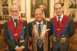 Ian Richards - Grand Order of Water Rats - King Rat 2016 & 2017